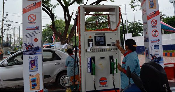 At an all-women petrol pump in Hyderabad, ex-cons get to kick-start a new life