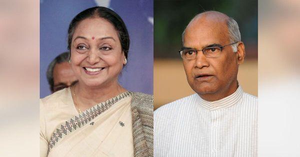 Presidential poll results: NDA's Ram Nath Kovind set to win