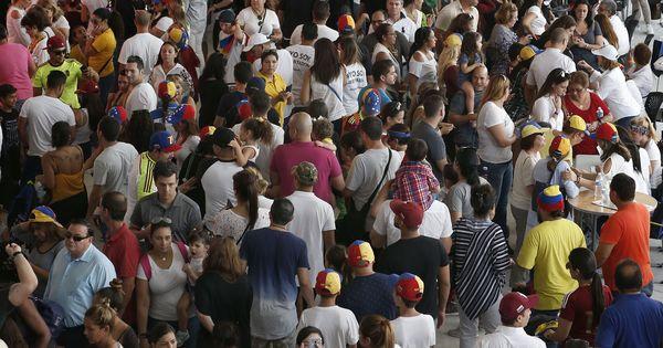 Venezuela: One killed, three injured as gunmen open fire on voters during Opposition's referendum