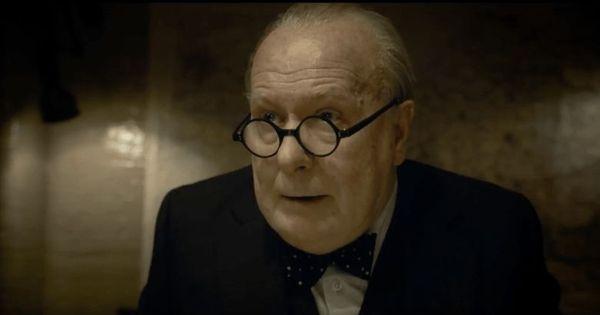 Watch: Gary Oldman as Winston Churchill in 'Darkest Hour'
