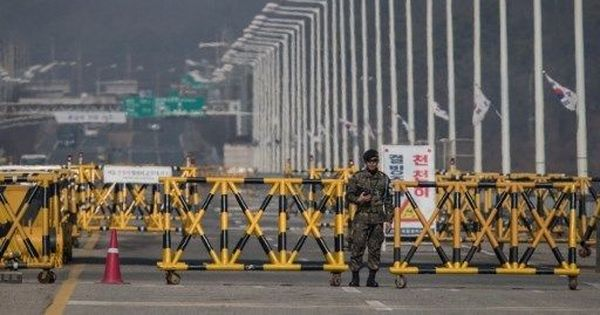 South Korea proposes talks with North Korea on July 21, wants military hotline restored