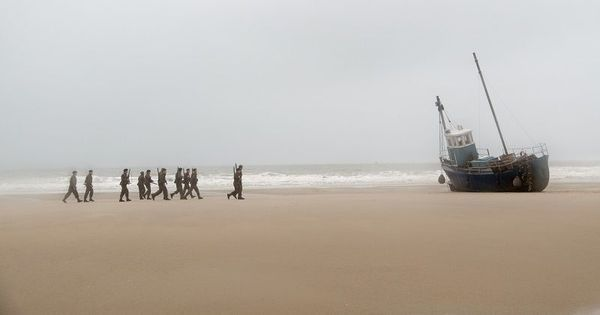 The visual splendour of Christopher Nolan's 'Dunkirk'