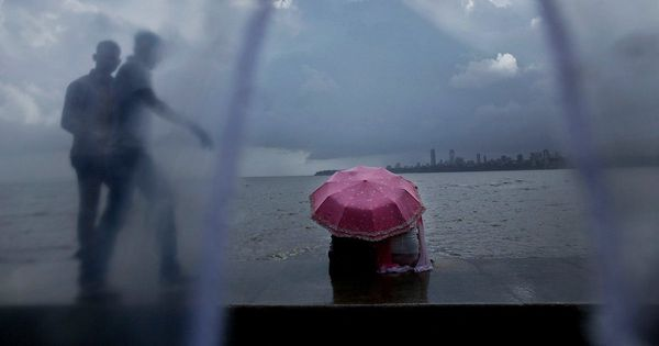 Mumbai on alert as weather department warns of heavy rain over the weekend
