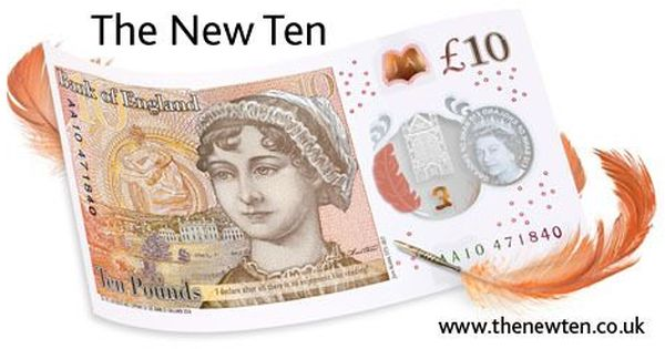 England unveils a new £10 note featuring Jane Austen's image on her 200th death anniversary
