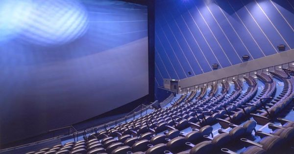 The world's largest IMAX theatre is now in South Korea