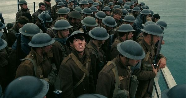'Dunkirk' film review: Christopher Nolan at his heartstopping best
