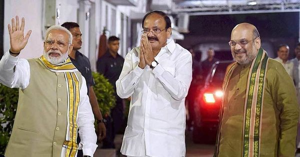 Video: Why the BJP decided to choose Venkaiah Naidu for the post of Vice President
