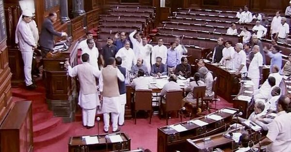 SP MP's comment during cow lynching debate forces adjournment in Rajya Sabha