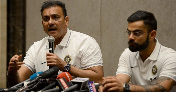 In his inimitable style, Ravi Shastri showed why he is the man Virat Kohli wanted