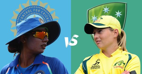India v Australia, 3rd women's ODI live: Nicole Bolton dismissed early
