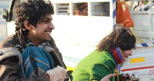 In Sandeep Mohan's 'Shreelancer', a travel film sets out on a spirited journey