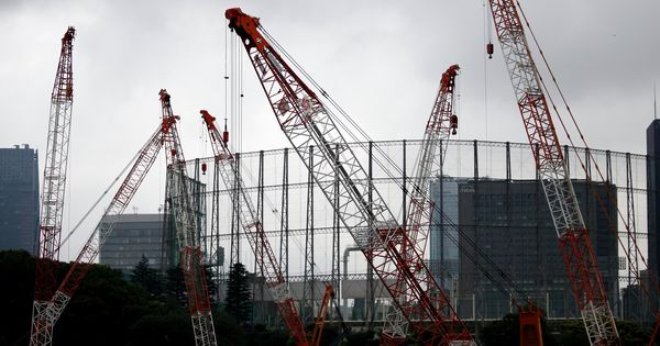 Olympics: Japanese stadium worker's parents say overwork pushed their son to kill himself