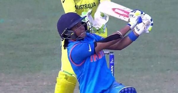 World Cup: Harmanpreet Kaur's innings will go down as one of the all-time great knocks