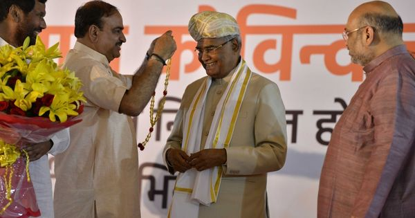 Presidential election sees cross-voting as Ram Nath Kovind wins with a big margin