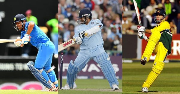 Has Dhoni aged like 'fine wine'? A statistical comparison with Tendulkar, Bevan and other greats