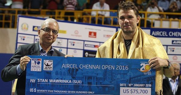 Despite curtains for Chennai Open, India's tennis stars glad that tournament stays in India