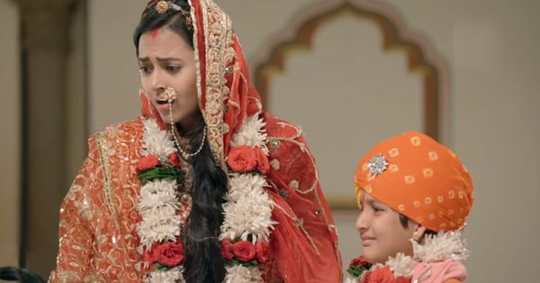 TV show 'Pehredaar Piya Ki' is not about child marriage but 'a rare bonding', says producer