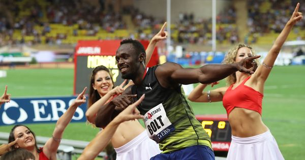 Is Usain Bolt the greatest athlete of all time? That's not what the numbers say