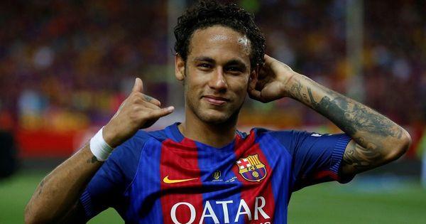 Bye-bye, Neymar? With transfer speculation growing, Barcelona block striker's bonus payment