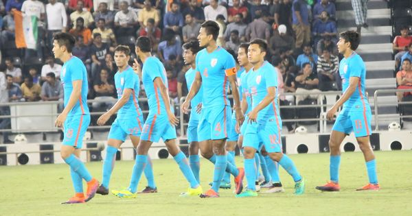 India go down fighting to Qatar in AFC U-23 Championships qualifier