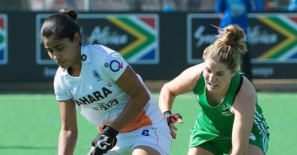 India finish eighth in Women's Hockey World League Semi Final