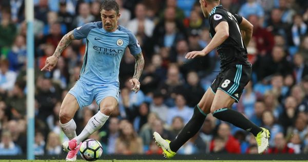 Manchester City's mass migration continues: Now, Aleksandar Kolarov joins AS Roma