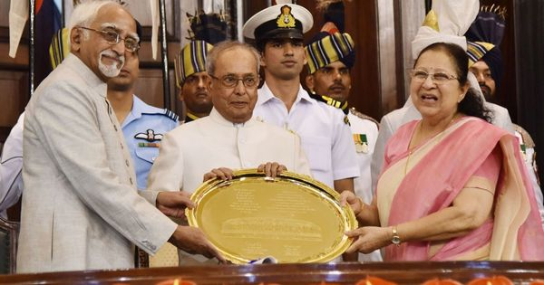 President Pranab Mukherjee's farewell speech: 'My career was mentored by Indira Gandhi