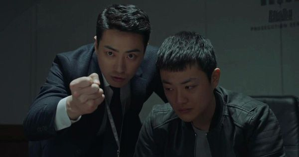 Corruption, murder and intrigue by the truckloads in gripping South Korean TV show 'Stranger'