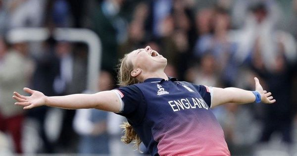 World Cup Final as it happened: England are world champions after tense 9-run win over India