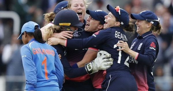 The big news: India go down fighting to England in World Cup final, and nine other top stories