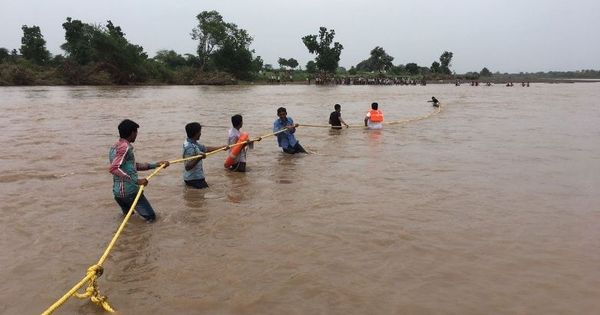 Gujarat floods: Toll climbs to 213 as receding waters reveal more bodies
