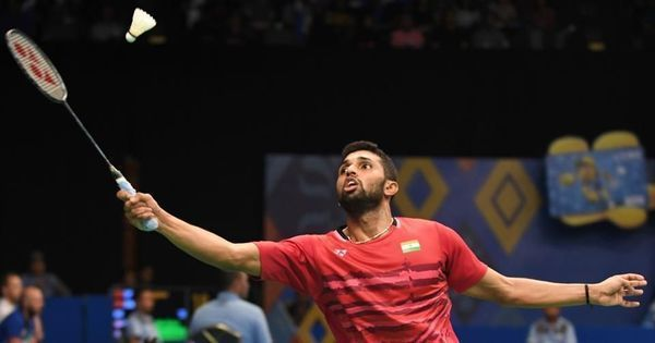 HS Prannoy breaks into top 10 to reach career-best spot in latest badminton rankings