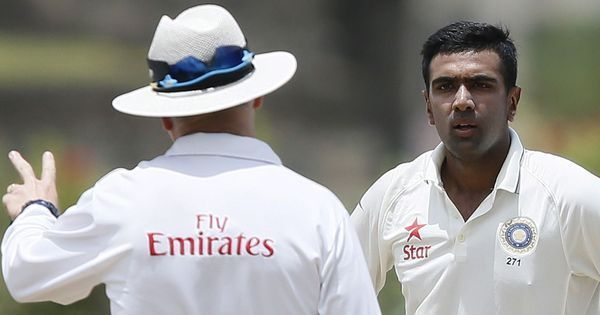 I was like a cat on a hot tin roof: Ravichandran Ashwin on his tour of Sri Lanka in 2015