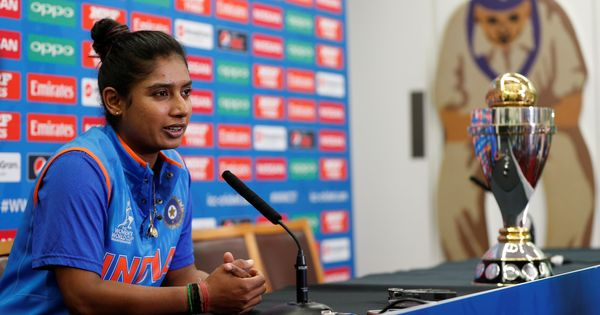 Will take me a while to make peace with it: Mithali Raj on the narrow loss in the World Cup final