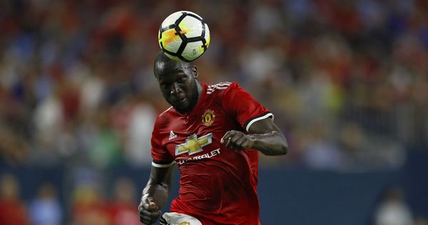 Manchester United's Romelu Lukaku says he is 'far from the level' of Cristiano Ronaldo, Lewandowski