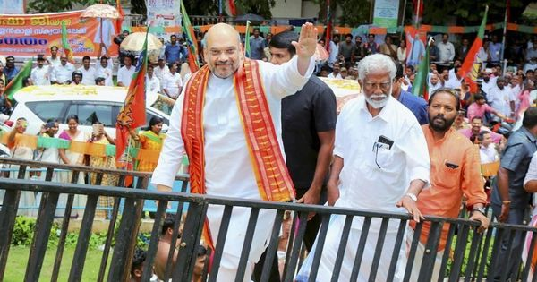 Splintered ranks: Even Amit Shah loyalist cannot arrest factionalism and corruption in Kerala BJP