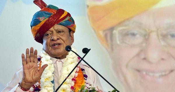 गुजरात : शंकरसिंह वाघेला जन विकल्प पार्टी में शामिल