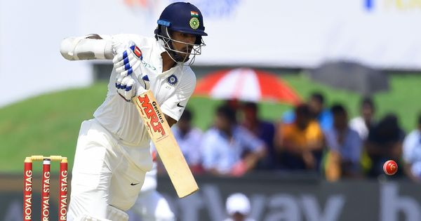 SL v India, 1st Test, Live: Dhawan and Pujara takes India to 115/1 at lunch on Day 1