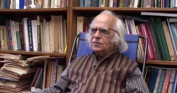 Watch: This film is a tribute to scientist Yash Pal (1926-2017), who made science easy for children