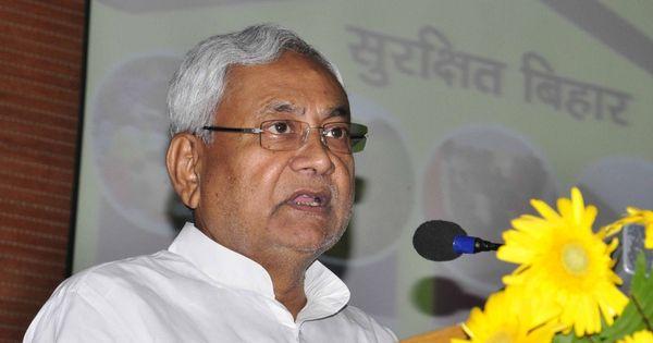 Bihar: Chief Minister Nitish Kumar recommends CBI inquiry into alleged Bhagalpur NGO scam