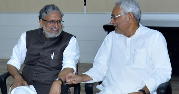 Nitish Kumar will be Bihar CM again as per BJP's commitment, says Sushil Modi