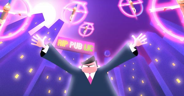 Watch: This animated musical parody of Arnab Goswami takes on the nature of TV news today