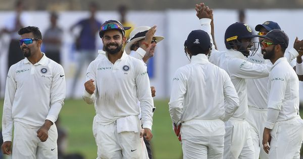 Game of leads and deficits in Tests: When can a captain relax knowing the result is secure
