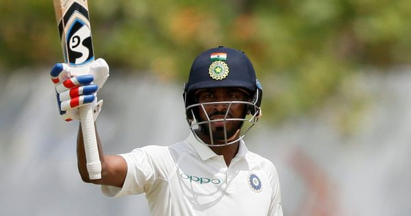Promising debut: Hardik Pandya shows that he is the man to solve India's quest for balance