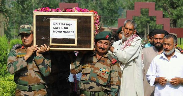 Even after surgical strikes, there has been no drop in number of Indian soldiers dying on the LoC