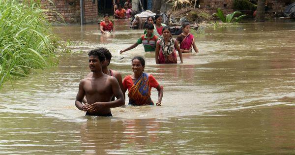 Mamata Banerjee blames West Bengal floods on Centre-run Damodar Valley Corporation