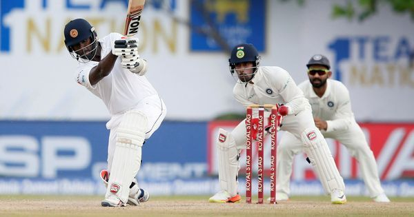 SL v India, 1st Test, Day 3: Mathews, Perera try to push Sri Lanka forward