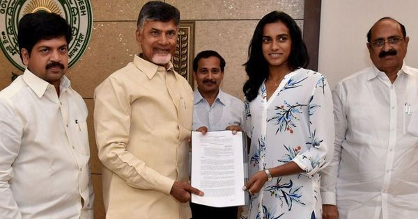PV Sindhu appointed Deputy Collector by Andhra Pradesh government