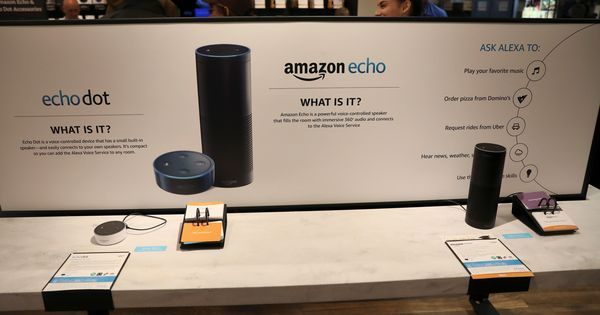 Amazon's Alexa Voice Service and Echo smart speaker will come to India by the end of the year