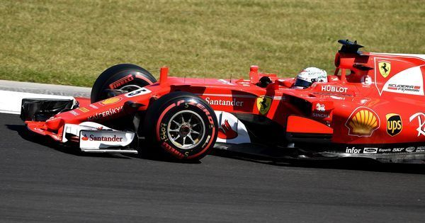 Sebastian Vettel smashes lap record in final practice ahead of Hungarian Grand Prix